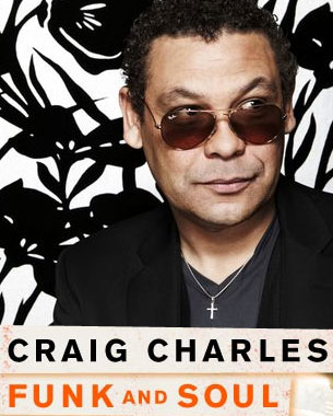 Another cracking show from Craig Charles, as he and Peanut Butter Wolf have a funk records face-off with their favourites.