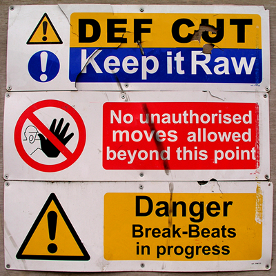 DJ Def Cut - Keep It Raw