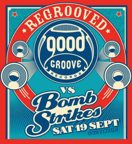 "Wow, this has just landed straight in our laps from our good mates over at NSB Radio - Llupa, who hosts the regular Disc Breaks shows from Australia, managed to pull off a live broadcast on Saturday of the Regrooved ""Good Groove Vs Bomb Strikes"" events at Laundry, and we've managed to get hold of the MP3!..."